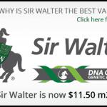 Sir Walter DNA Certification