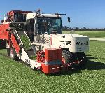 Trebro Turf Harvester