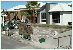 Turf Laying Brisbane